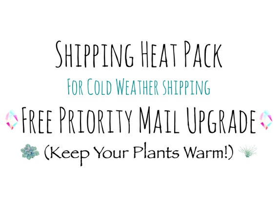 Cold Weather Shipping Heat Pack