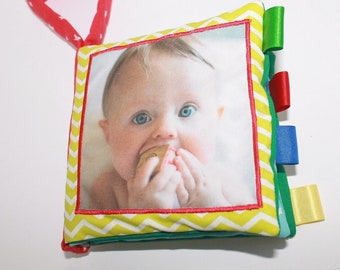 Photo Album Soft Baby Book Etsy