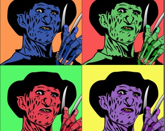 Freddy Pop Art