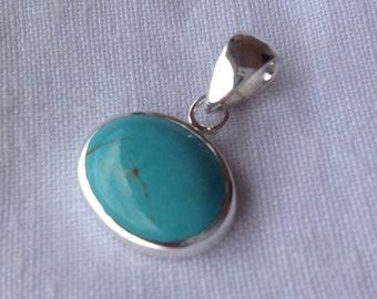 Dornige Auster Arizona Türkis 925 Sterling Silber Anhänger Schmuck SOTP631