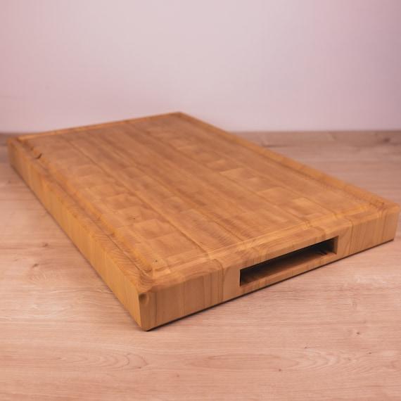 Wooden End Grain Cutting Board Handmade Chopping Board