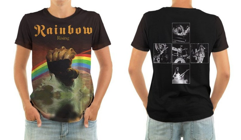 21704d53c066 Rainbow rising shirt all sizes