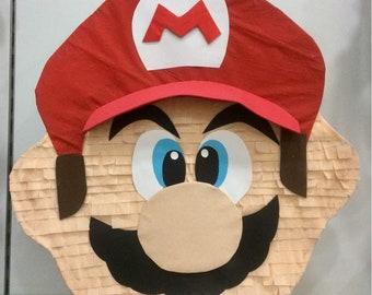 Super Mario Bros Piñata