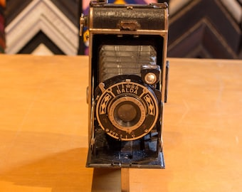 Balda Juwella Vintage Folding Camera