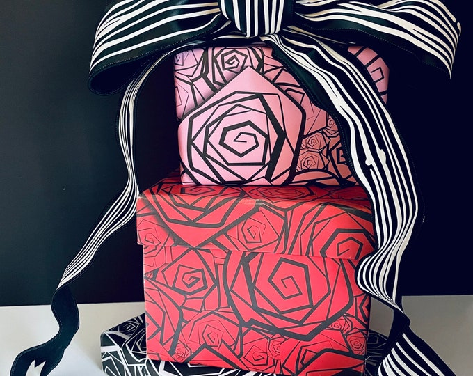 Featured listing image: Rose Wrapping Paper