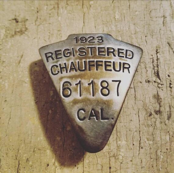 California Chauffeur License