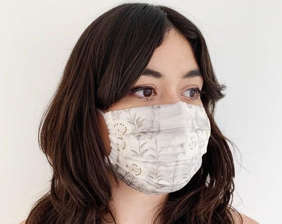 Silk Face Masks // Kimono Fabric // Vintage Kimono // Modern Vintage Masks