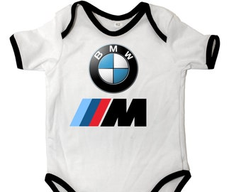 SCANIA TRUCK Bodysuits Short sleeve Baby Body Logo Fans White 100/% Cotton Auto