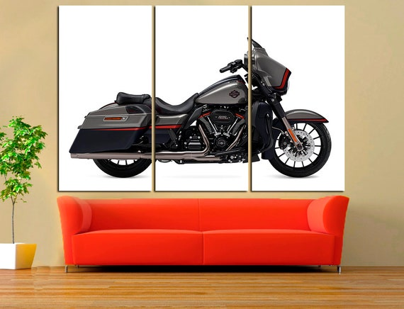 Surprising Harley Davidson Wall Art Motorbike Wall Art Harley Davidson Wall Decor Harley Davidson Canvas Motorcycle Canvas Motorcycle Decor Harley Art Gmtry Best Dining Table And Chair Ideas Images Gmtryco