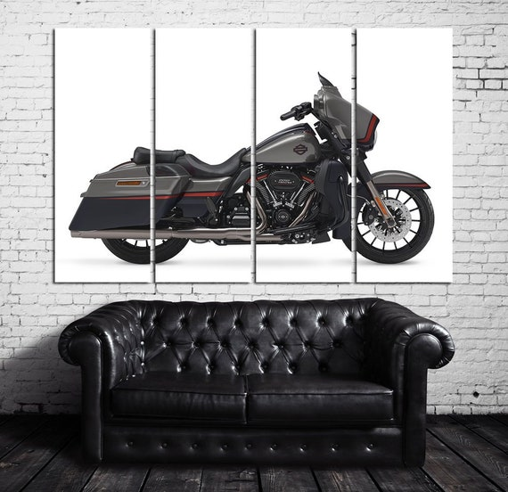 Miraculous Harley Davidson Wall Art Motorbike Wall Art Harley Davidson Wall Decor Harley Davidson Canvas Motorcycle Canvas Motorcycle Decor Harley Art Gmtry Best Dining Table And Chair Ideas Images Gmtryco