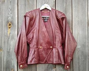 cd6c3decc Punk jacket | Etsy