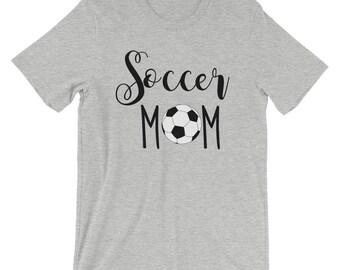 Custom Medina Soccer Mom Tee