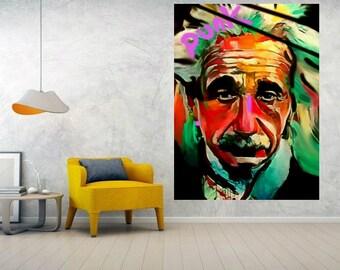 Xxl Art pop art canvas | etsy