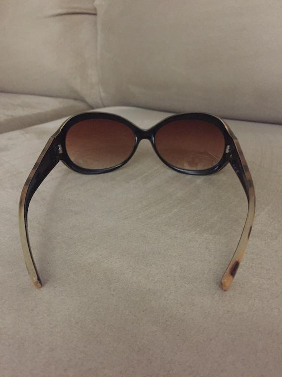 vintage 1960's style Tortoiseshell sunglasses - image 3