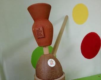 Kalebasse Dampf Kelch