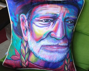 Willie Pillow Cover