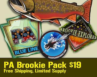 PA Brookie Pack