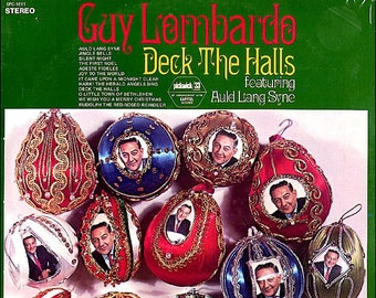 GUY LOMBARDO Deck The Halls featuring Auld Lang Syne