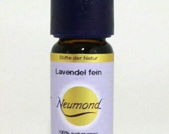 Lavender oil fine 10 ml 100% pure essential oils