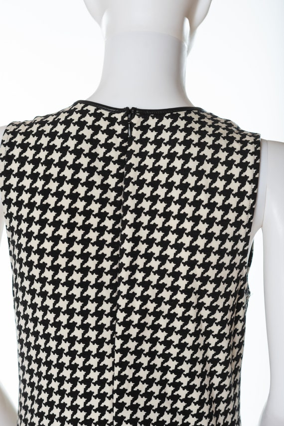 Lauren Houndstooth Dress, Ralph Lauren Sleeveless… - image 6