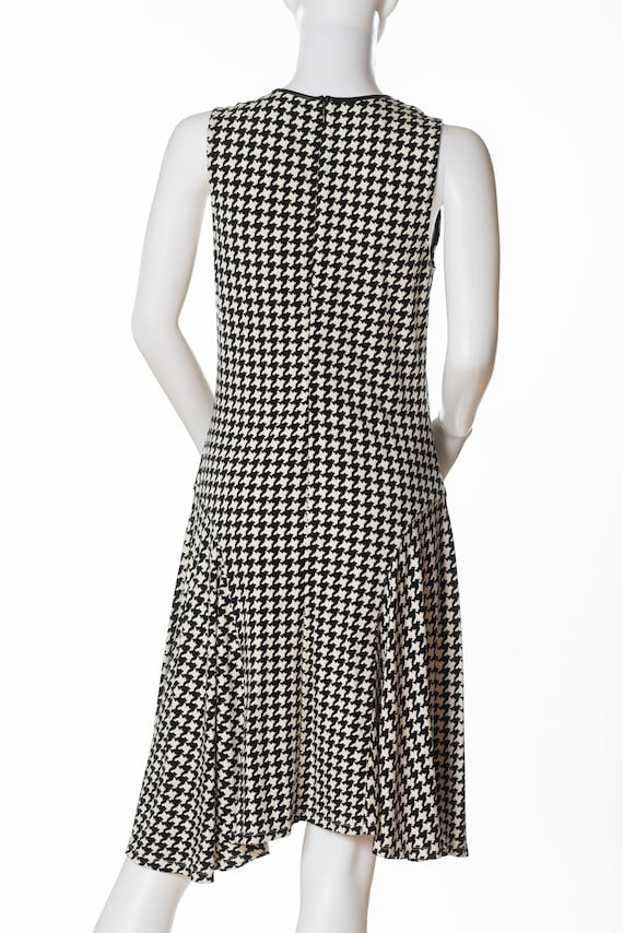 Lauren Houndstooth Dress, Ralph Lauren Sleeveless… - image 5