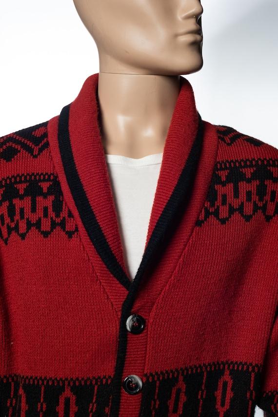 Vintage Sportswear Cardigan Sweater