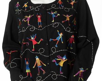 Christmas Sweater by Michael Simon Lite