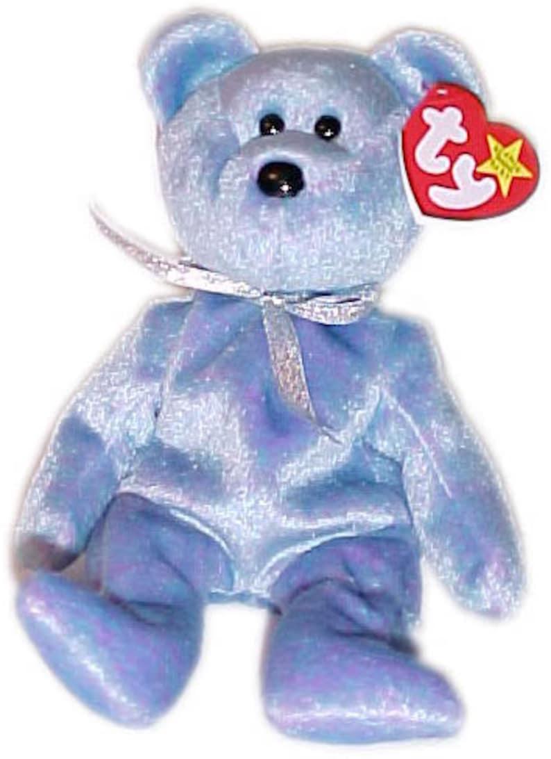 01752461e01 UNOPENED 1999 TY Beanie Baby Platinum Club Membership Pack