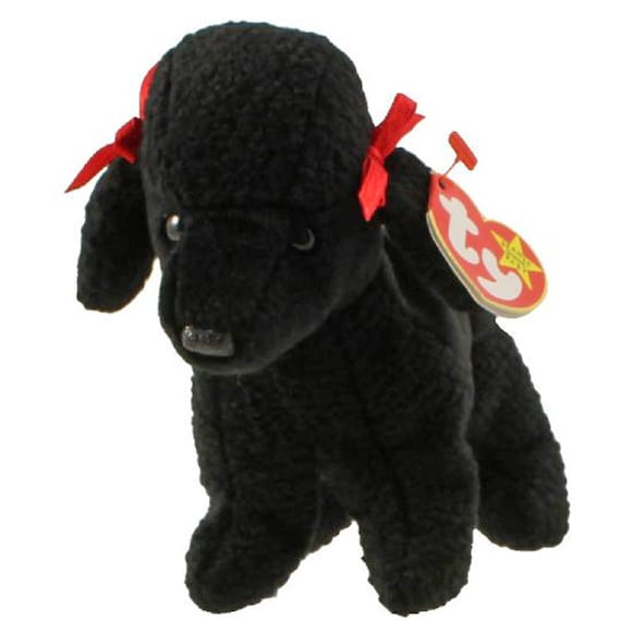 e500242168d Vintage Beanie Baby  GIGI the Poodle Dog 1998 MINT