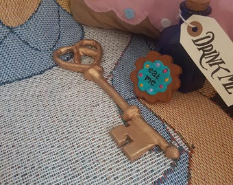 Alice In Wonderland Oversized key