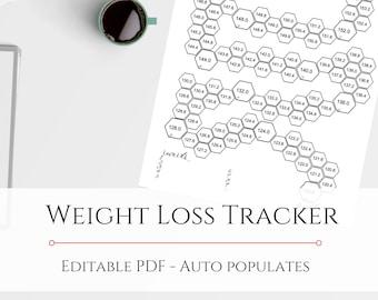 weight loss printable