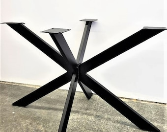 Spider Shaped Dining Table Legs