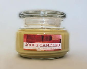 Soy Blend Scented Candle 10oz