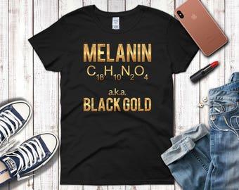 e08d4f16d80 Melanin shirt