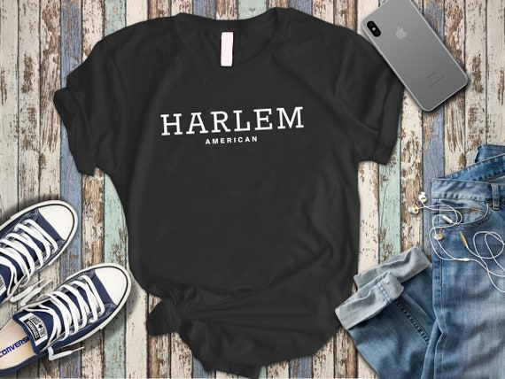 Items similar to Harlem Bronx Printed Tshirt Star Swag Hipster Mens Womens  Tumblr Icon Tee Tshirt Tee Shirt on Etsy 4fc47f63915