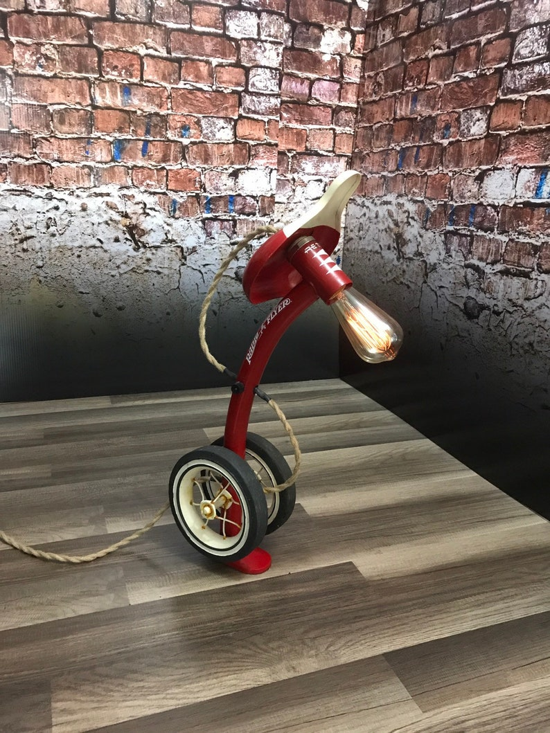 Radio Flyer Tricycle Seat Lamp