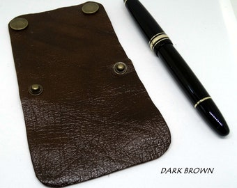 Shopping bag Hand Protector, Genuine Leather, Hand Made in the UK Choice of colour