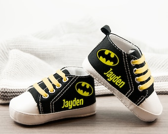 746cc670c615 Batman Baby Boy Sneakers