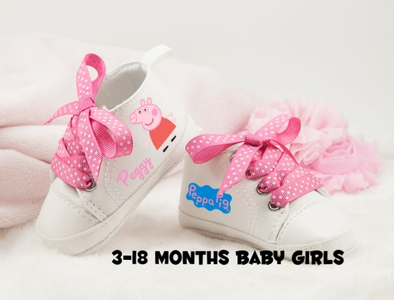 Peppa Pig Baby Girl Shoes Baby Shoes