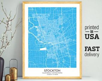 Stockton california   Etsy