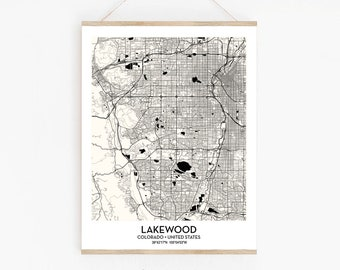 Lakewood colorado | Etsy