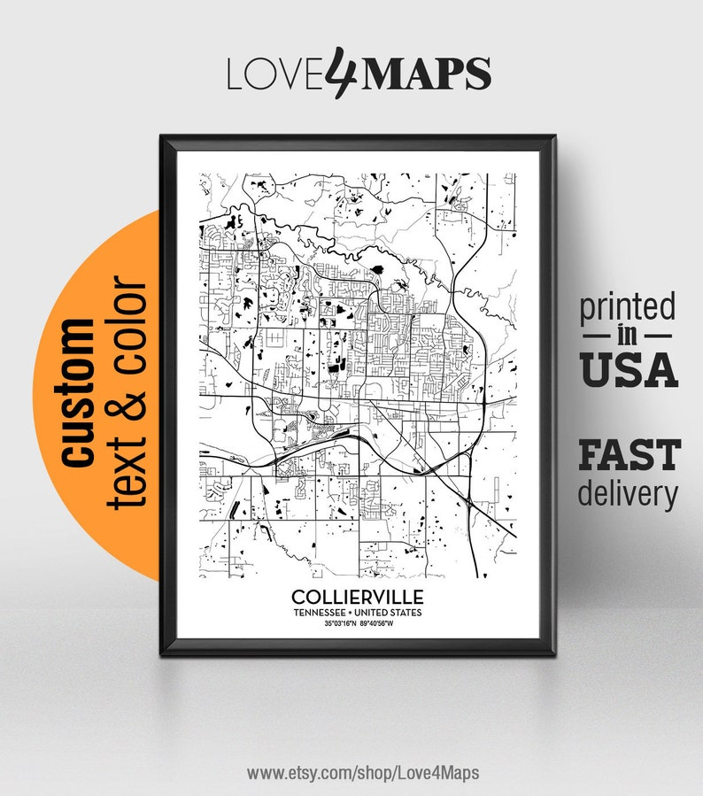 Collierville Tennessee Map, Collierville City Print, Collierville Poster, on route 6 map, route 76 map, i-675 map, the geysers ca map, route 20 map, i-5 map, detailed ohio road map, i-25 colorado map, i-22 map, i-84 map, interstate 76 map, i-81 map, i-75 map, i-270 map, i-35 map, i-10 map, i 476 exit map, i-64 map, i-93 map, i-17 map,