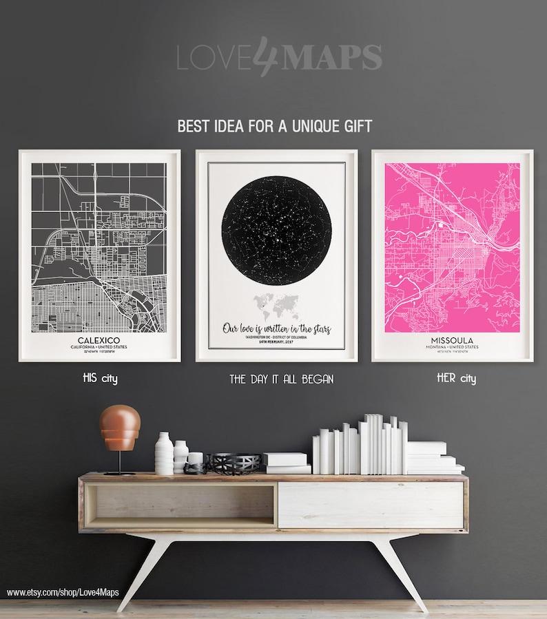 Custom city map Calexico City Print Calexico California Map Personalized Wedding Map Art Calexico Poster Gift For Couple