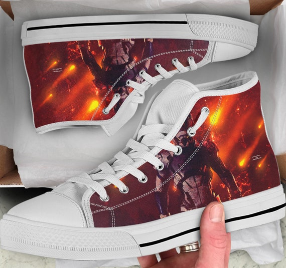 Mass High sneakers like Effect Top Tops Colorful Shoes high Converse Men's Sneakers Andromeda Effect Looks Shoes Mass Shoes Women's vzHrvR