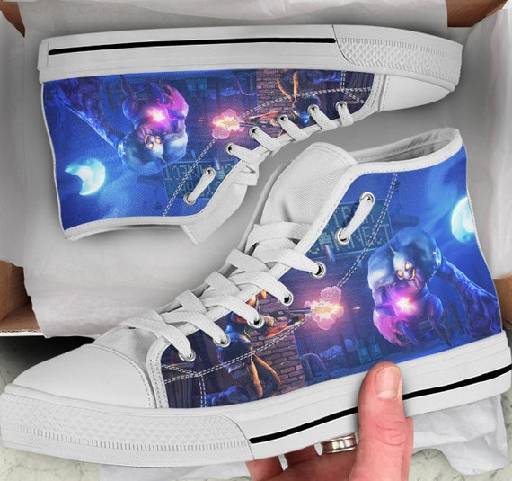 708387924 her Shoes Tops Men s high Converse him Shoes Fortnite Looks Sneakers High  Tops Shoes Women s Gift