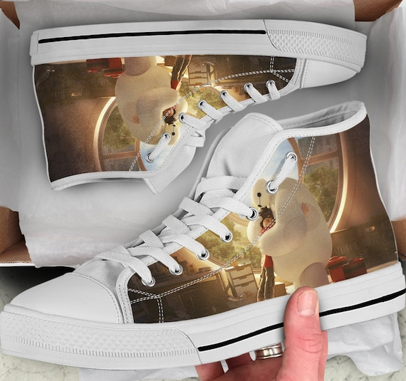 6 Men's Hero Women's Tops like Big Baymax Looks Tops Converse sneakers Sneakers high High Shoes Colorful Shoes Shoes gq51xA