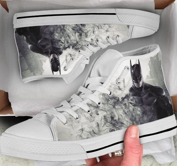chaussures Batman color haut Baskets baskets Batman sommets f1xdwO