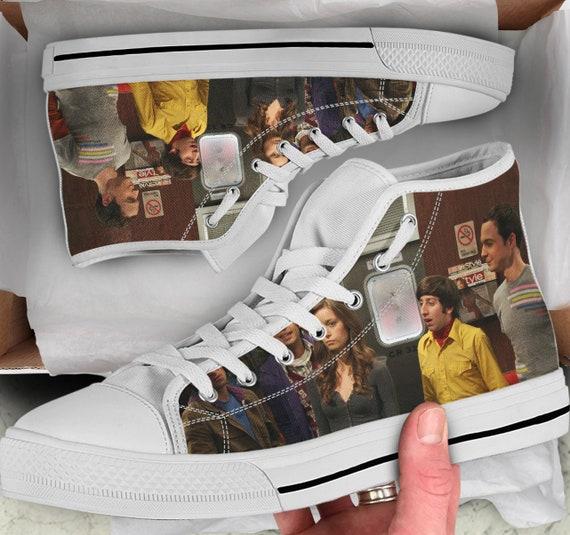 baskets Bang color chaussures Big Bang Big Theory Theory chaussures rwIWYI8pq