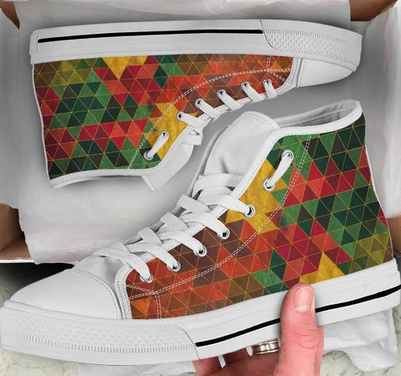 chaussures color Baskets haut haute Baskets haute nqCzZg