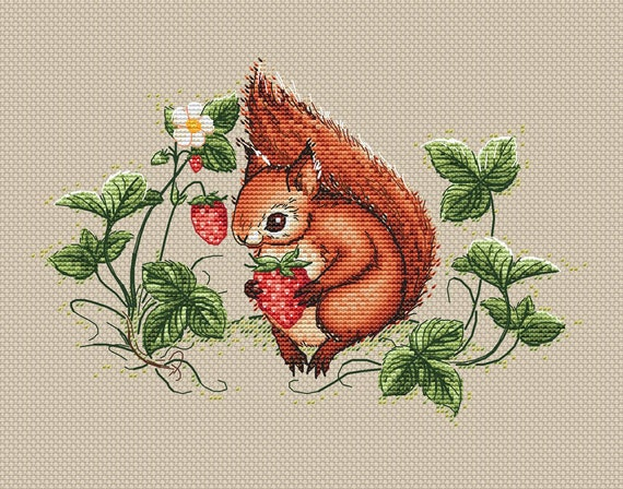 Sweet Babies~counted cross stitch pattern #1199~Vintage Animals Dogs Cats Chart